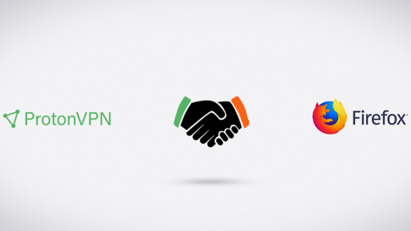 Mozilla teams up with ProtonVPN