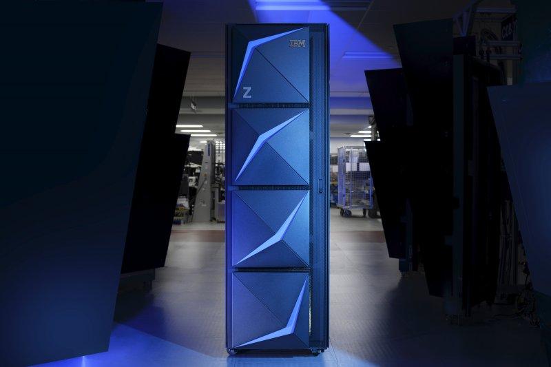 IBM z15 mainframe