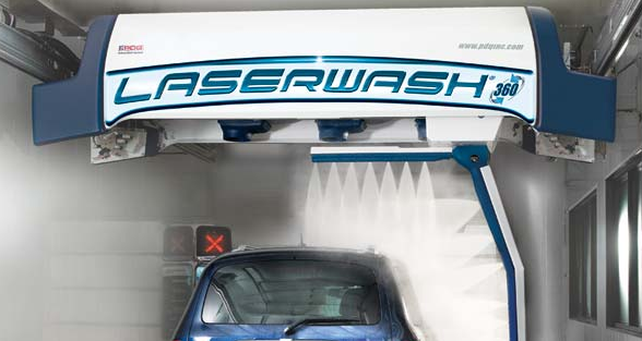 LaserWash car wash can be hacked remotely