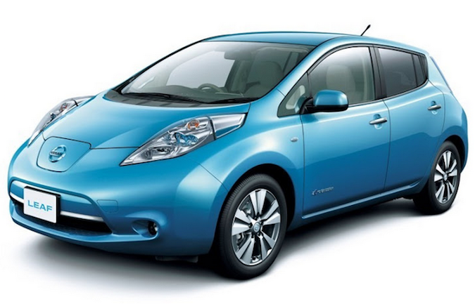 Nissan LEAF can be hacked remotely