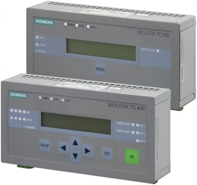 Flaws Expose Siemens Central Plant Clocks to Attacks
