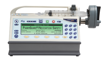 Vulnerabilities found in Smiths Medical Medfusion 4000 Wireless Syringe Infusion Pump