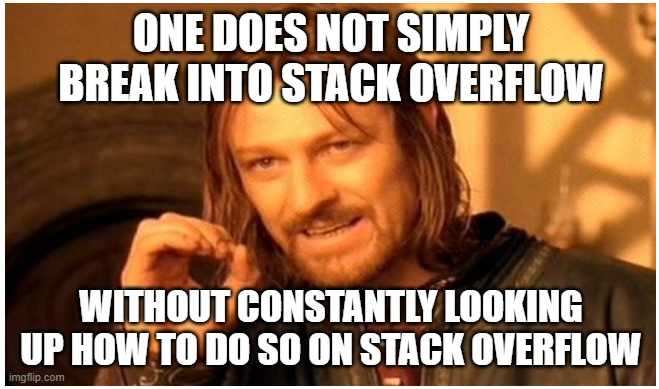 Stack Overflow details hack