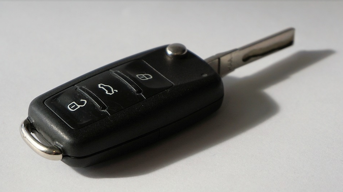 Car remote controls can be cloned