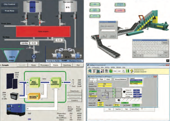 Exposed HMI