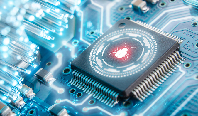 Peripheral devices vulnerable to firmware attacks
