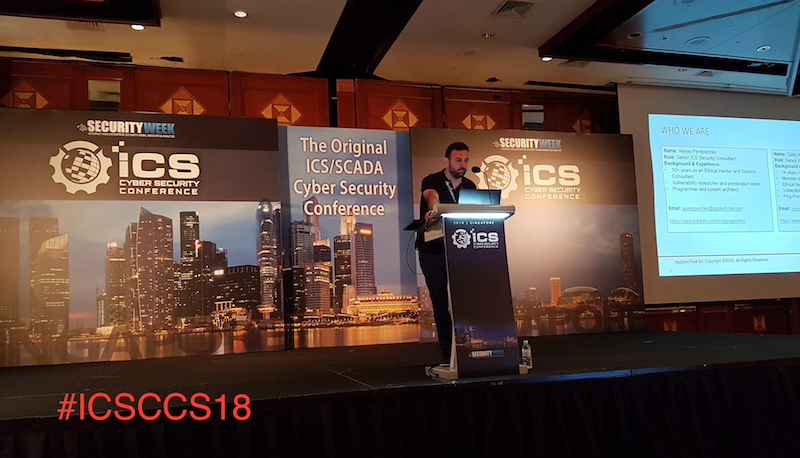 Applied Risk details safety controller flaws at ICS Cyber Security Conference Singapore