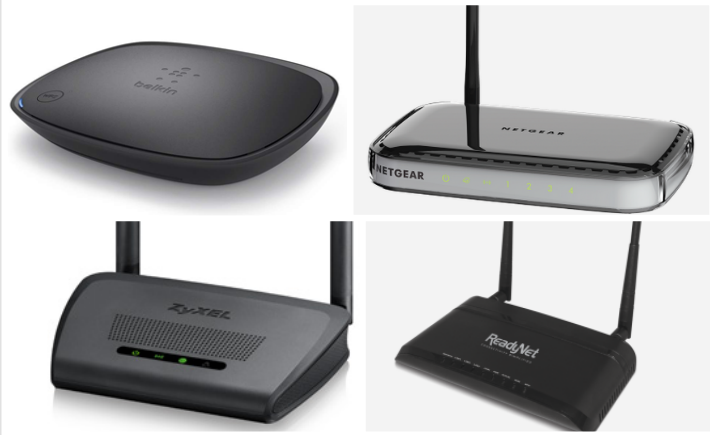 Vulnerable routers