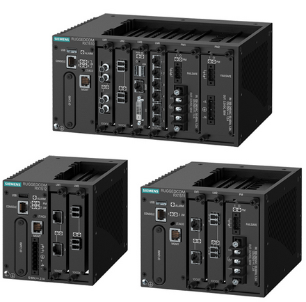 Siemens Ruggedcom switch