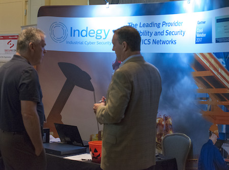 Indegy at SecurityWeek's ICS Cyber Security Conference