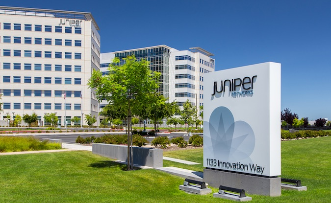 Juniper Networks Backdoor Password