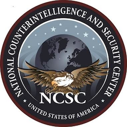 National Counterintelligence and Security Center