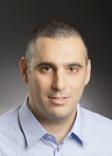 Photo of Dudi Matot, CEO and Co-founder of Seculert