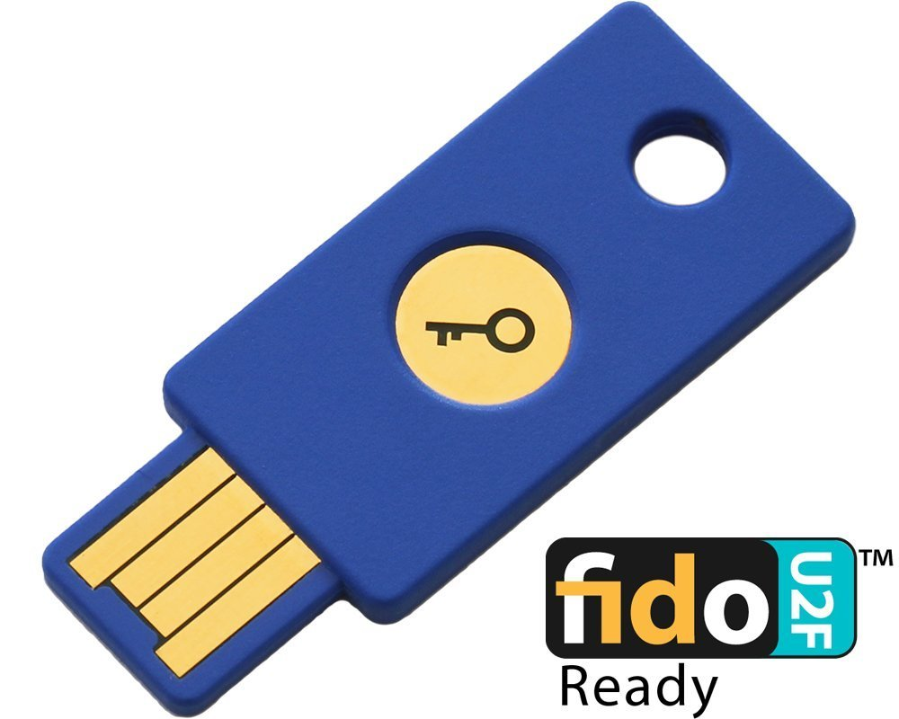 Google Security Key USB Device