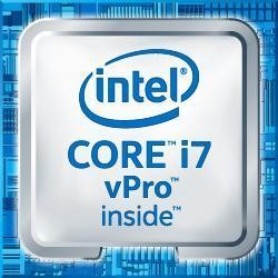 Intel Core vPro i7 Chip with Authenticate