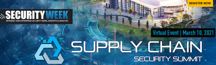 Supply Chain Security Summit - Virtual Event