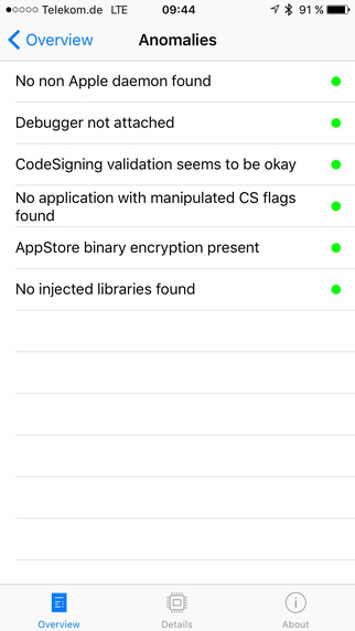 iPhone Library Injections